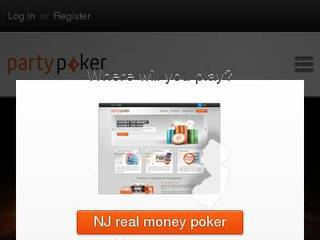 Screenshot of Party Poker