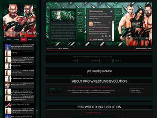 Screenshot of Pro Wrestling Evolution