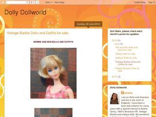 Screenshot of Dolly Dollworld
