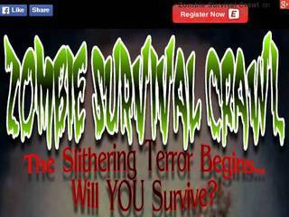 Screenshot of Zombie Survival Crawl