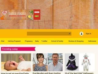 Screenshot of madeformums.com