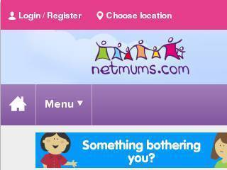 Screenshot of netmums