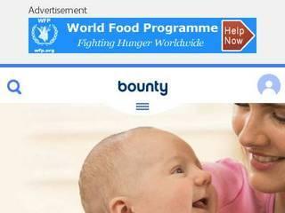 Screenshot of bounty