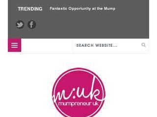 Screenshot of mumpreneuruk