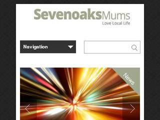 Screenshot of sevenoaksmums