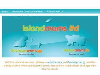 Screenshot of islandmums