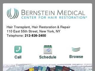 Screenshot of bernsteinmedical