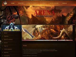 Screenshot of Arena WoW