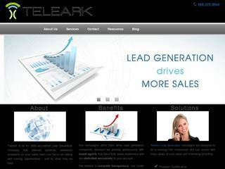 Screenshot of Teleark