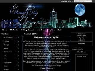 Screenshot of Eternal City RP