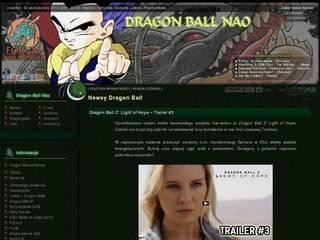 Screenshot of Dragon Ball Nao