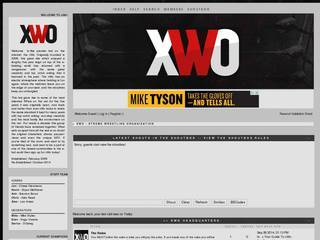 Screenshot of xWo