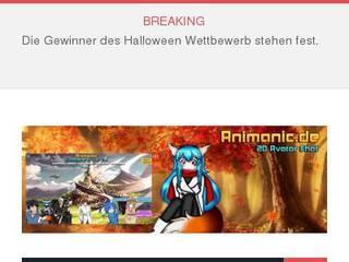 Screenshot of Animanic -  Anime & Manga Otaku Avatar Chat