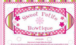 Screenshot of Sweet Petite Bowtique