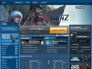 Screenshot of Rival Gunz