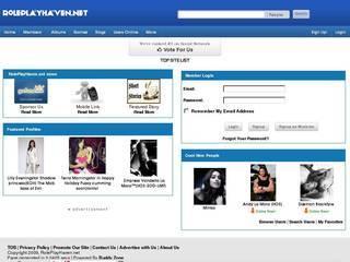 Screenshot of Roleplay Haven