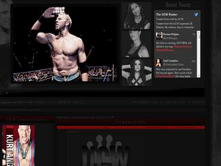 Screenshot of United Championship Wrestling.