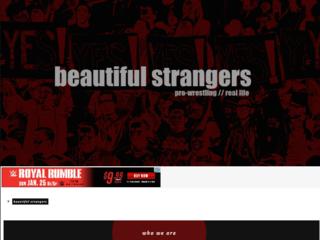 Screenshot of Beautiful Strangers