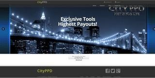 Screenshot of Cityppd
