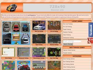 Screenshot of Parking Games