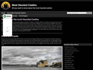Screenshot of Haunted Castles