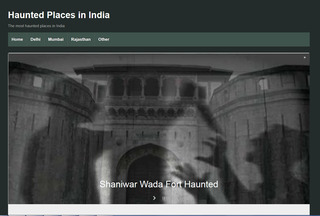 Screenshot of Haunted India