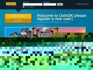 Screenshot of OdinDK Hotel
