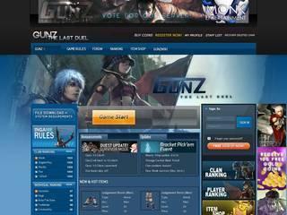 Screenshot of Gunz: The Last Duel