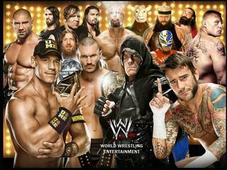 Screenshot of WWE Dynasty