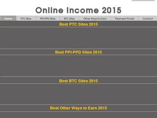 Screenshot of Best Online Money Making Sites Without Investments
