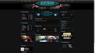 Screenshot of NightCore Gamers Gunz