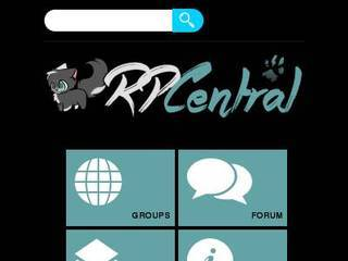 Screenshot of Roleplay Central