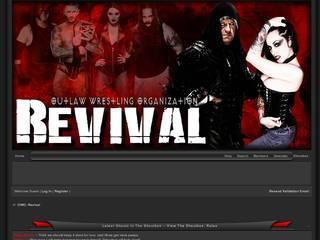 Screenshot of OWO Revival