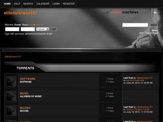 Screenshot of elitedarkness187