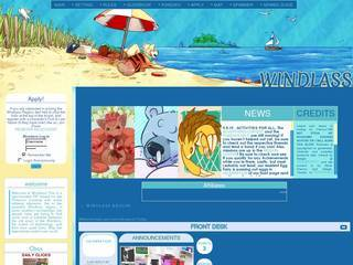 Screenshot of Windlass
