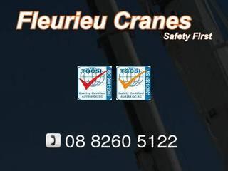 Screenshot of Crane Maintenance - Fleurieu Cranes