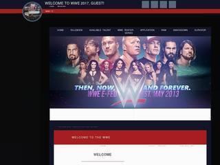 Screenshot of WWE 17 INC