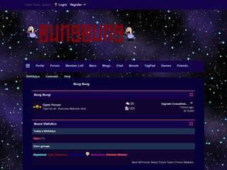 Screenshot of BungBung Forum