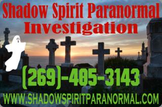 Screenshot of Shadow Spirit Paranormal