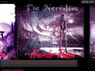 Screenshot of The Nerdalius