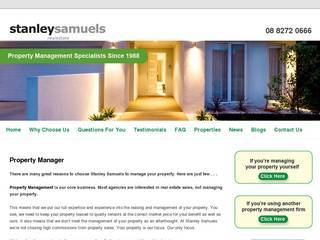 Screenshot of Property Manager