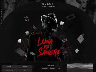 Screenshot of Luna de Sangre