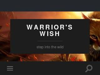 Screenshot of Warrior's Wish
