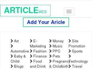 Screenshot of Article Web 55