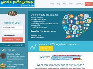 Screenshot of Exchange Pro