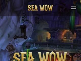 Screenshot of SEA WoW