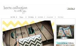 Screenshot of Keeta Collection
