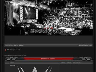 Screenshot of WWE Resurgence