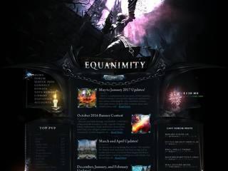 Screenshot of L2 Equanimity
