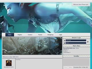 Screenshot of AmdWoW BeyondTheCall(3.3.5a)